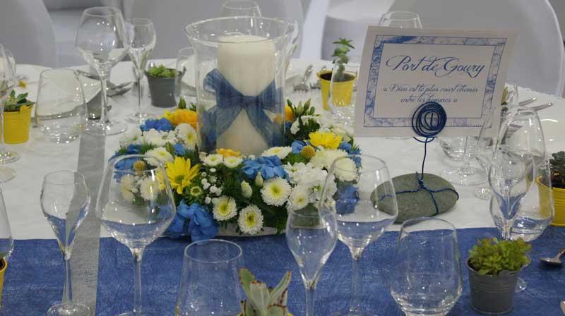 deco table mariage