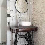 Salle de bain déco dans le studio